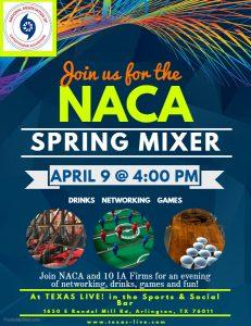 NACA Mixer Final - Made with PosterMyWall